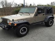 Jeep 2004 2004 - Jeep Wrangler